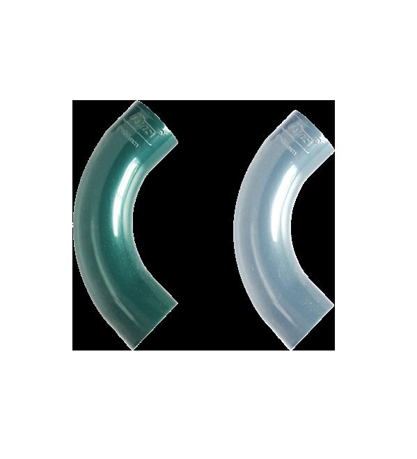 PVC-U 全净电工/ 大弧度90°弯头