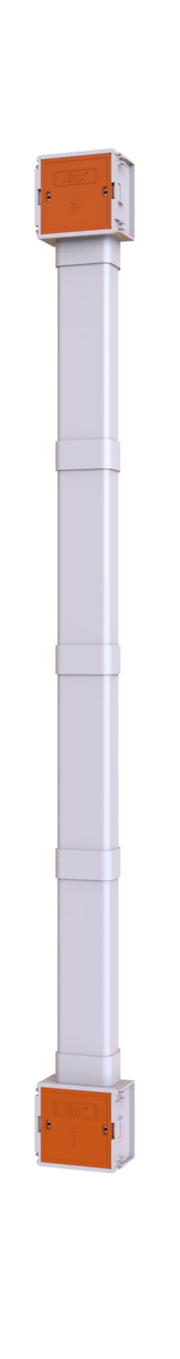 PVC 弱电屏蔽/简易理线器