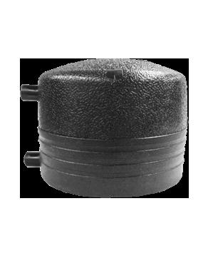 PE钢丝网增强/电熔管帽