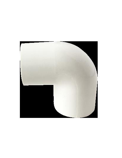 PVC-U空调冷凝水/90°弯头